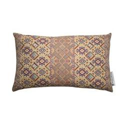 Nahuala Cushion, 50 x 50cm, yellow multi