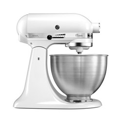 Classic Stand mixer - 5K45SSBWH, 4.3 litre, white