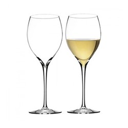 Elegance Collection Pair of chardonnay glasses