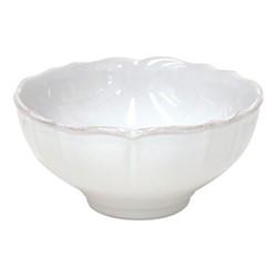 Village Set of 6 cereal bowls, 16cm, White