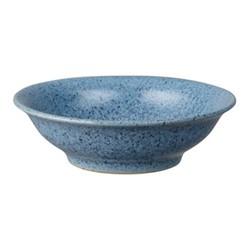Studio Blue Small shallow bowl, 13 x 4cm, flint