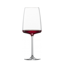 Vivid Senses Pair of red wine glasses, 53,5cl
