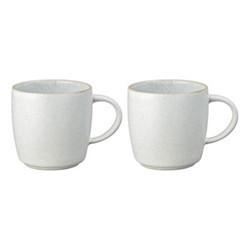 Modus Speckle Pair of mugs, 350ml, beige/ natural