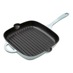 Heritage - Pavilion Griddle pan, 1.65 litre - L25 x W29 x D4cm, cast iron