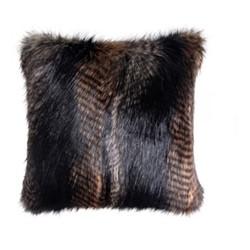 Signature Collection Cushion, 60 x 60cm, brown quail