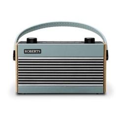 Rambler BT DAB/DAB+/FM RDS Digital radio , H12 x W21 x D8.5cm, blue