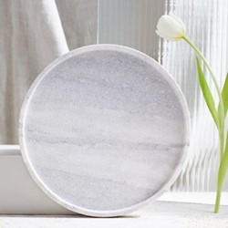 Round marble board, Dia28cm