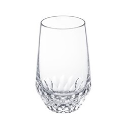 Folia Highball, H14 x D8.9cm, clear crystal