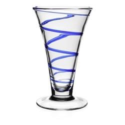 Studio - Bella Blue Vase, 23cm, blue