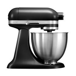 Mini Stand mixer, 3.3 litre, matte black