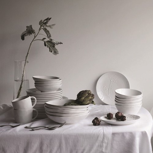 Portobello Pasta bowl, Dia23cm, white