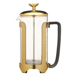 Le'Xpress 8 cup cafetière, 1L, brass
