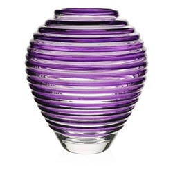 Studio - Circe Vase, 28cm, amethyst