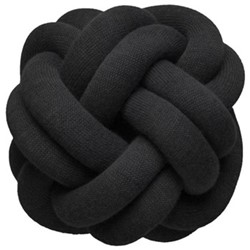 Anthracite Cushion, 30×30×15cm