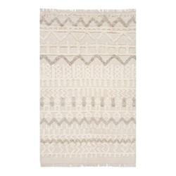 Lusaka Rug, 244 x 304cm, beige/natural