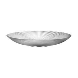 Bernadotte Low bowl, 32cm, stainless steel