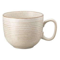 Nature Cappuccino cup, sand