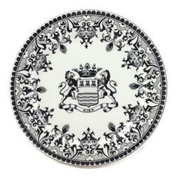 Les Depareillées - Blason Coaster, 13cm, black