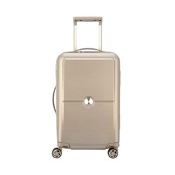 Turenne 4-Double wheel cabin trolley case, 55cm, beige