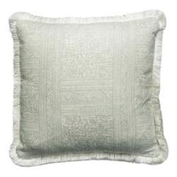 Alezio Cushion, 55 x 55cm, ostuni celadon