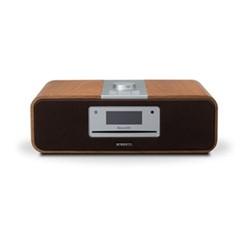 Blutune 200 Bluetooth DAB/DAB+/FM/CD sound system, H22 x W45 x D33cm, cherry