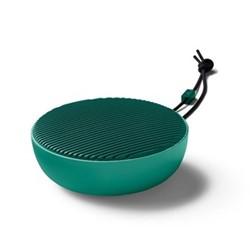 City Portable speaker, H4 x W10.5cm, sage green