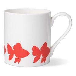 Goldfish Mug, Dia8.5cm