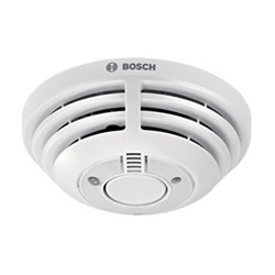 Smart Home Smoke detector, 18.5 x 18.5 x 11cm, White