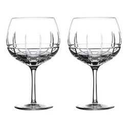 Gin Journey - Cluin Pair of gin balloons, H19cm - 55cl, clear