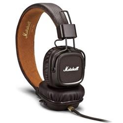 Major III Headphones, brown