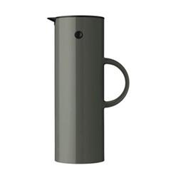 EM77 by Erik Magnussen Vacuum jug, H30cm - 1 litre, dark green