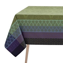 Bastide Tablecloth, 175 x 175cm, olive