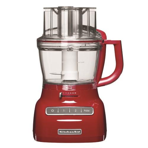 Artisan Food processor, 3.1 litre, empire red