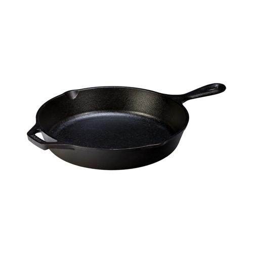 Lodge Round skillet, 26cm, black