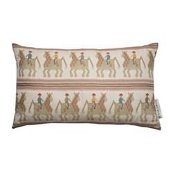Caballo Cushion, 42 x 70cm, multi