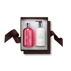 Fiery Pink Pepper Body wash & body lotion set, 300ml