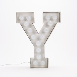 Vegaz Y Letter light, H60cm