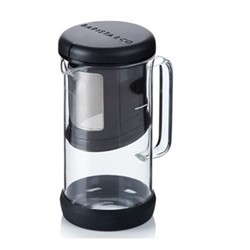 OneBrew Coffee and tea infuser, black