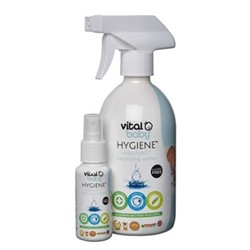 Vital baby hygiene bundle