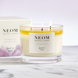 Scent to Sleep - Tranquillity 3 wick scented candle