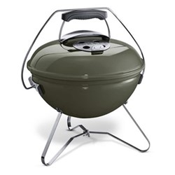 Smokey Joe Portable charcoal barbecue, 37cm, smoke grey