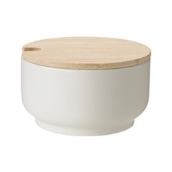 Theo by Francis Cayouette Sugar bowl, H5.5cm - 10cl, sand