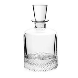 Diamond Small decanter, H14.5 x D7.6cm - 100ml, clear