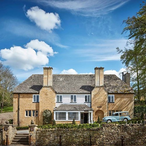 Gift Voucher towards one night at The Fish Hotel for two, Cotswolds