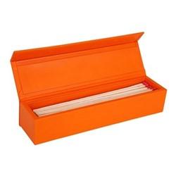 Chelsea Luxury matchbox, W.31.5 x H.8.5 cm, tangerine