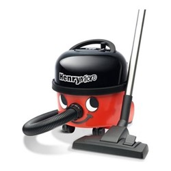 Henry Mirco Micro vacuum cleaner, 580W -9 Litres, red