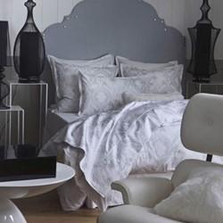 Namasté Super king size duvet cover, L220 x W260cm, white