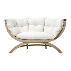 Siena Garden sofa, 171.5 x 94 x 67cm, natura