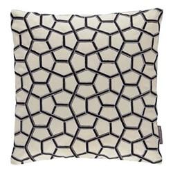 Momentum 12 Cubica Cushion, L43 x W43cm, onyx