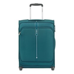 Popsoda Upright suitcase, 55 x 40 x 20cm, teal
